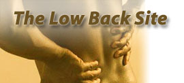 Low back pain relief